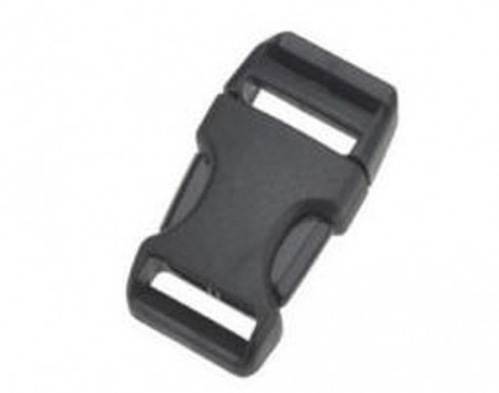 Stealth® Side Squeeze® Buckles